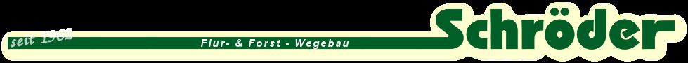 Wegebau Schröder
